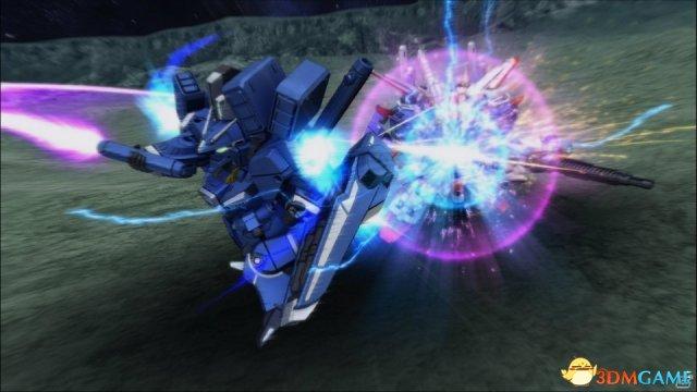 SD高达G世纪 起源 新任务模式 战斗画面放出