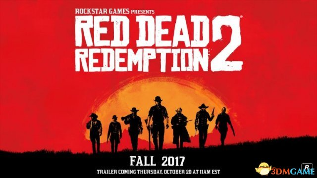 Red Dead Redemption 2》游戏预告片的时候