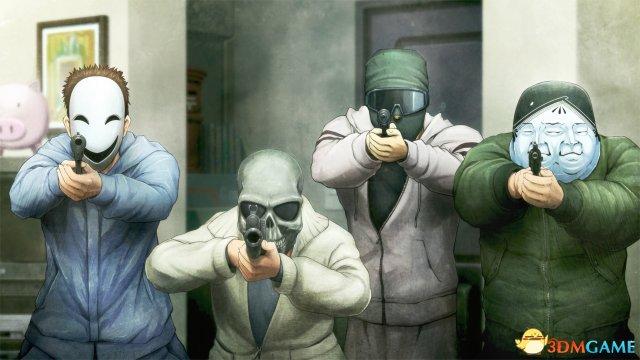 《命运石之门》即将登陆Steam平台 预告片截图赏