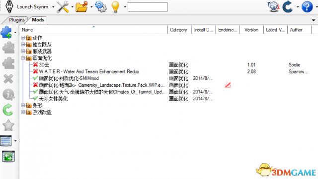 上古卷轴5:天际重制版 Nexus Mod Manager怎么用