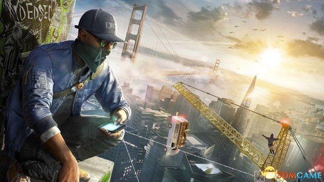 《看门狗2》游戏总监访谈 解释游戏主调与改良
