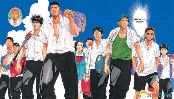 陪伴90后的五大日本经典漫画 来瞧瞧你看过几部?