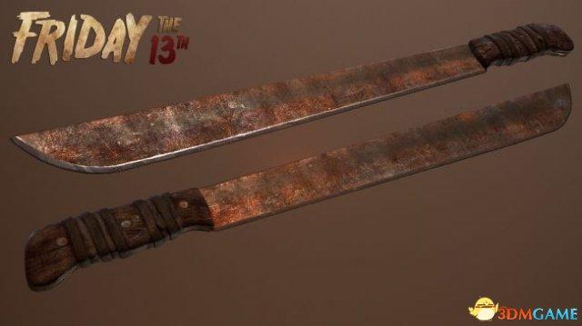 《求生之路2》万圣节武器MOD 变态杀人魔王爱砍刀