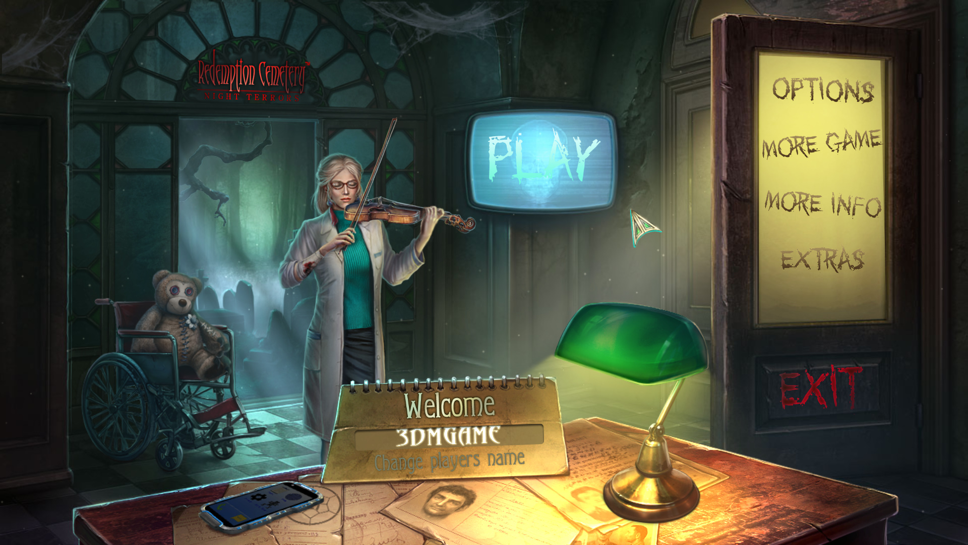 救赎墓园9:惊悚夜 游戏截图