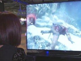 古墓丽影PS4Pro演示