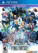 最终幻想 世界 中文整合版+DLC