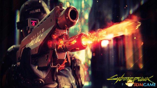 《赛博朋克2077》最初2013年公布