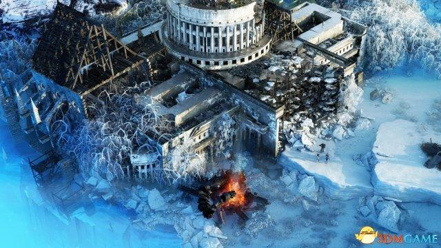 inXile娱乐日前为《废土3》公布了一张全新的截图