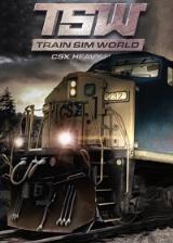 模拟火车世界:CSX重载货运