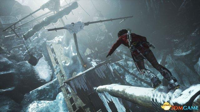找差别 《古墓丽影:崛起》PS4/PS4 Pro版画质对比