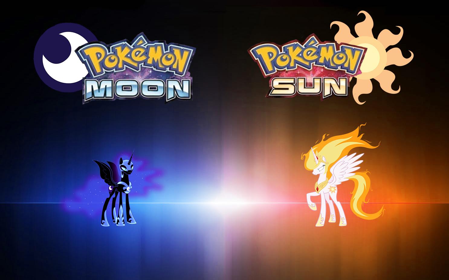 精灵宝可梦:太阳/月亮 精灵qr码