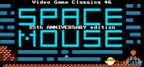 PC古董游戏《太空老鼠35周年纪念版》登陆Steam