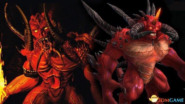 《暗黑破坏神1》重制版与原版对比 经典重生画面棒