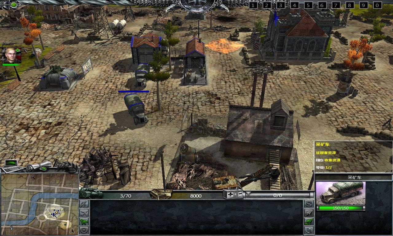 战争前线:转折点插图1