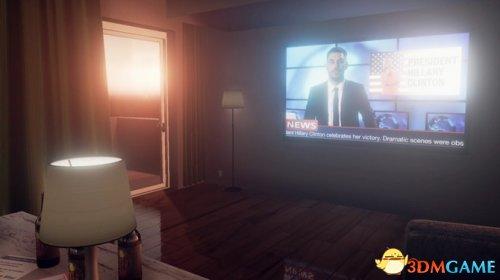 不能接受川普当选?《希拉里赢了VR》活出你的悲哀