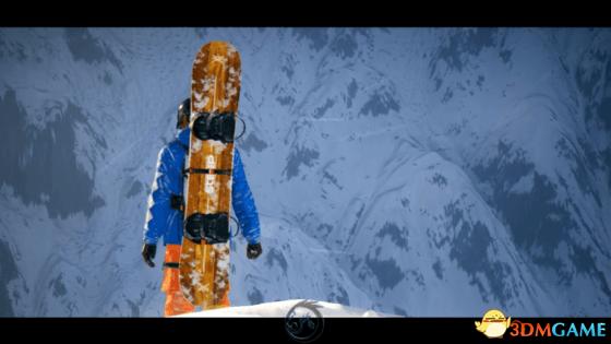 《极限巅峰》前瞻:冰雪世界之中玩转无数特技
