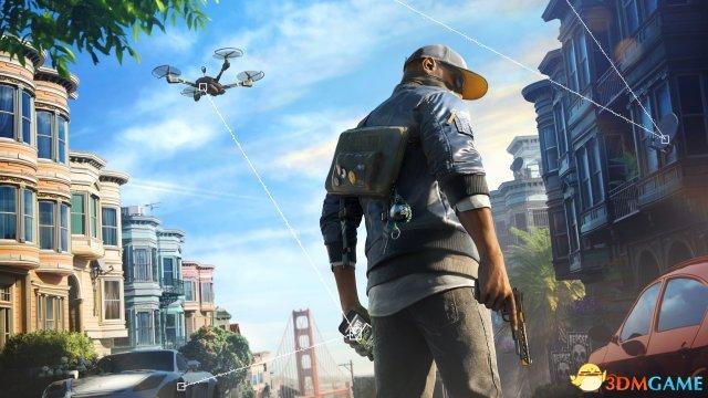 育碧首席创意官谈《看门狗2》 想要更多的自由