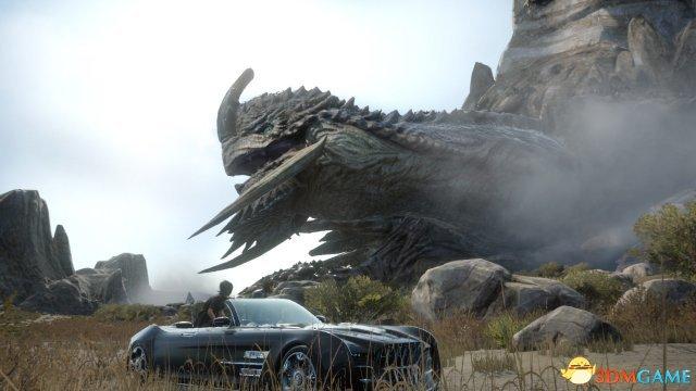 《最终幻想15》报告:经典设定搭配顽皮狗式剧情