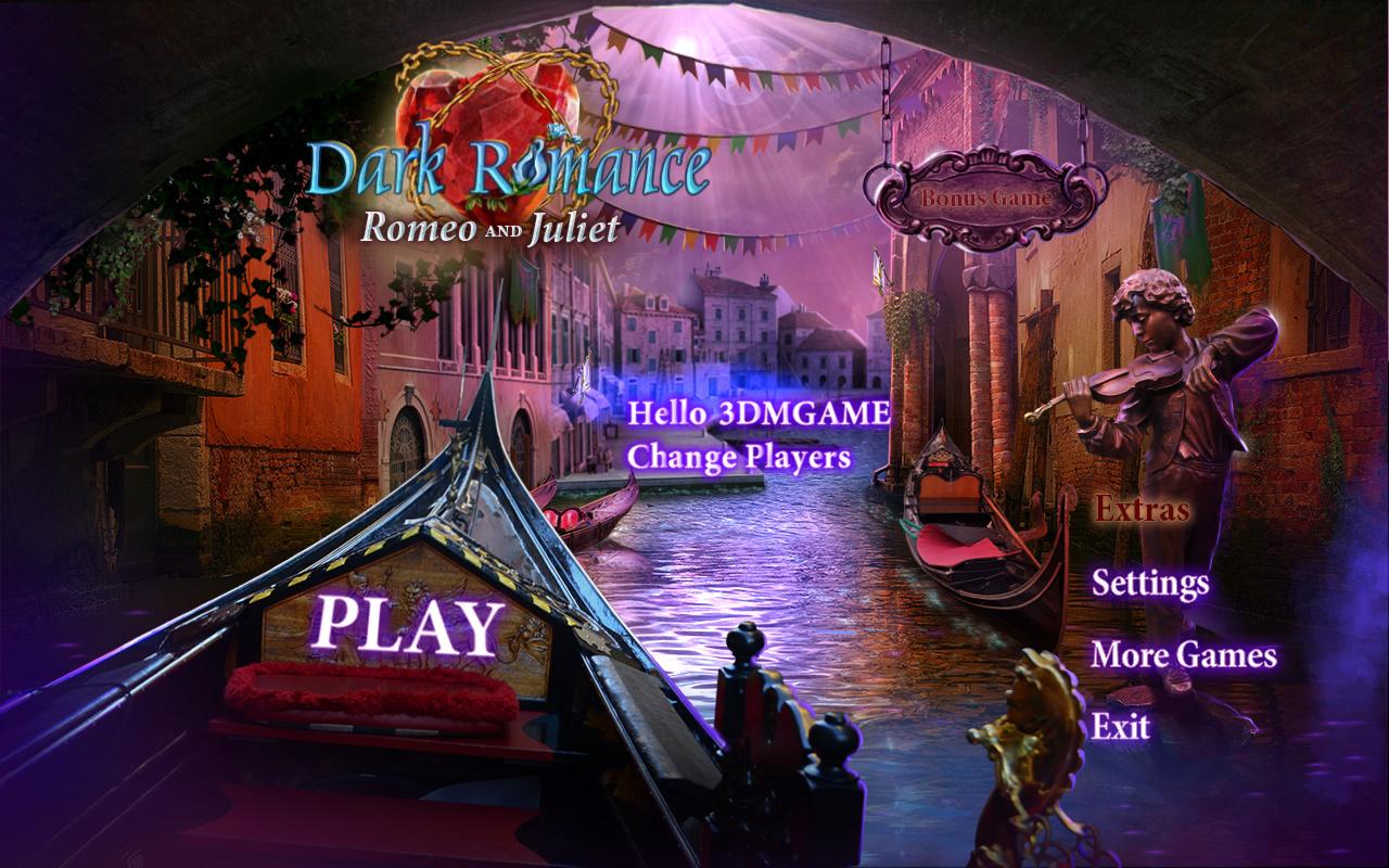 暗黑情缘6:罗密欧与朱丽叶 游戏截图