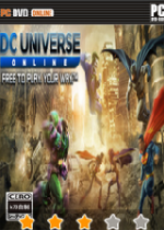 DC宇宙Online 1920 x 1200高清游戏壁纸[5P]