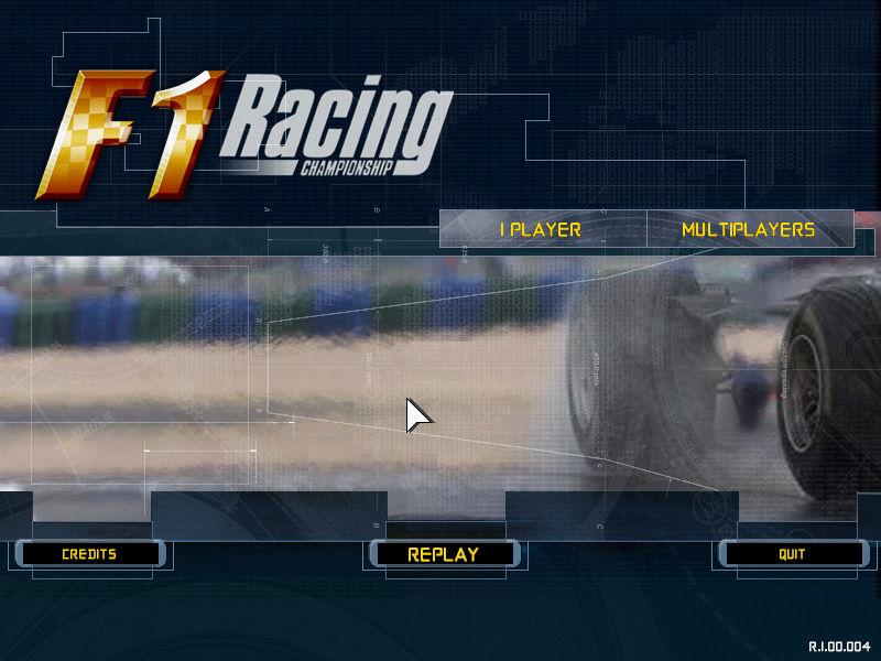 超实模拟F1赛车 游戏截图