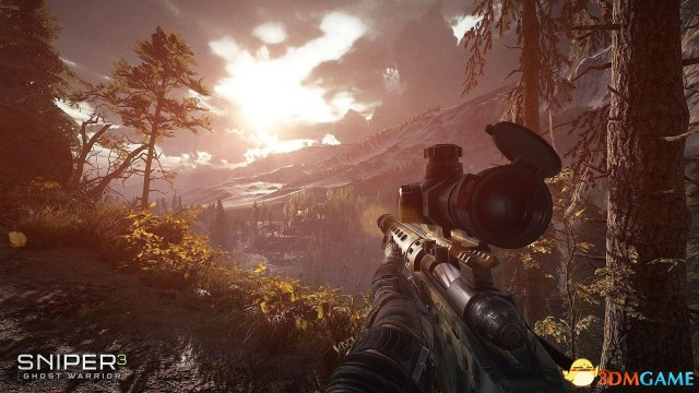 玩家将扮演美国狙击手Jonathan