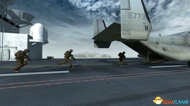 良心 战地2 MOD获大更新 新加入马岛战争