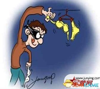 上海某小区现奇葩小偷:男子前后5次盗约50条内裤