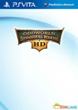 奇异世界 怪客的愤怒HD重制版 美版