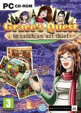 格蕾丝的任务之捉拿艺术大盗 英文免安装版