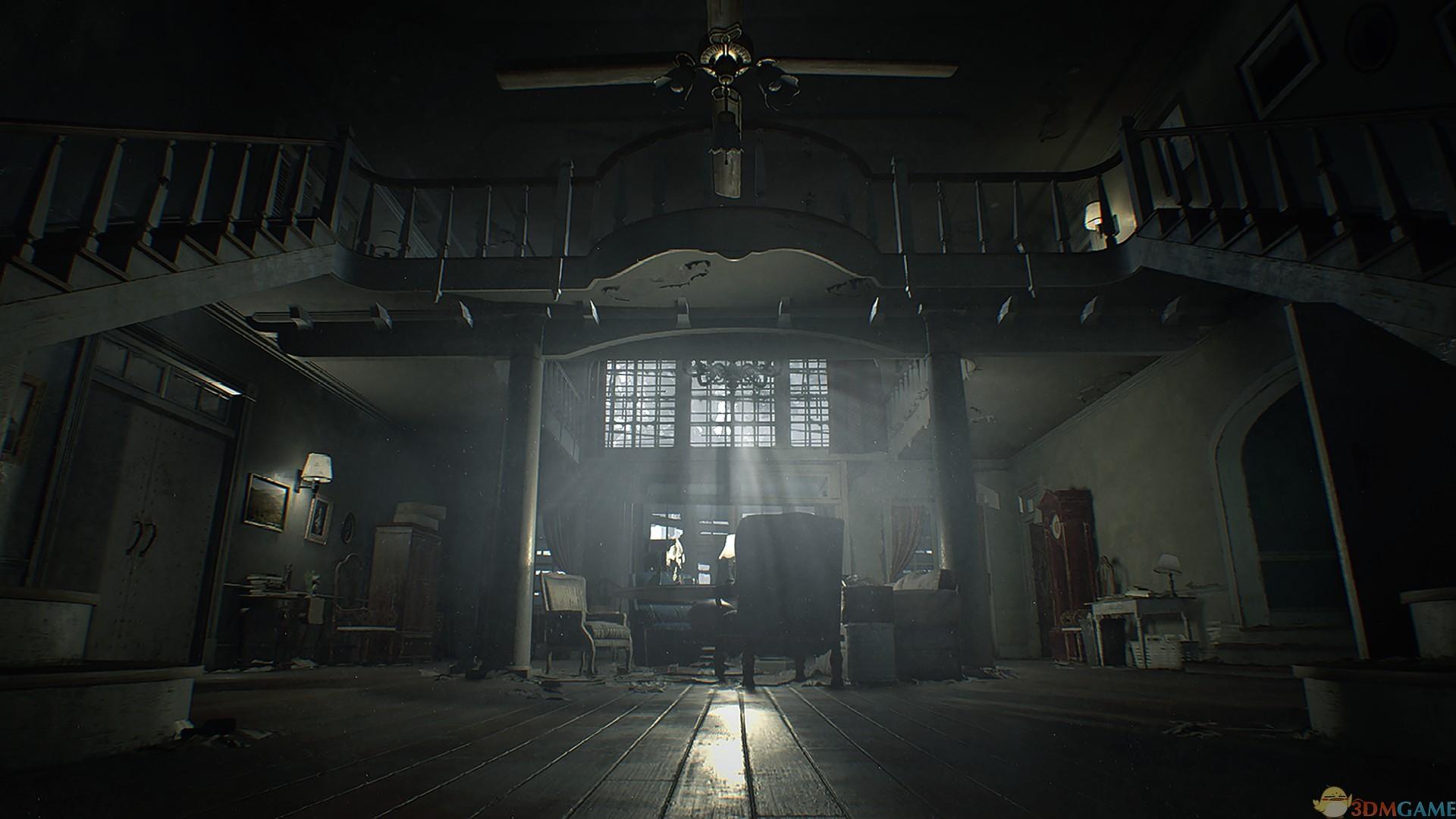 生化危机7 DLC扩展包