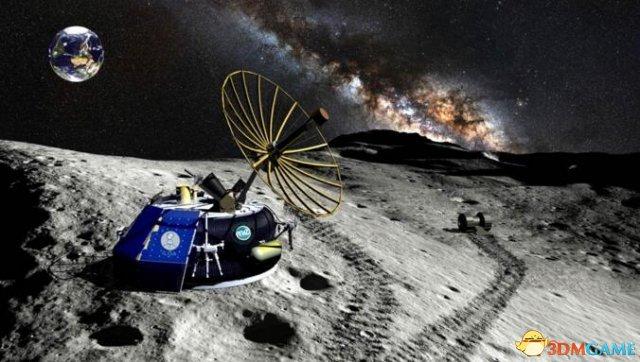 有可能吗?有人说10年后把你送到月球仅需7万元!