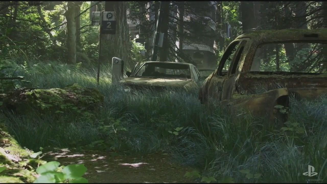 顽皮狗:《美国末日2》曝光太早 游戏中有一头猪!