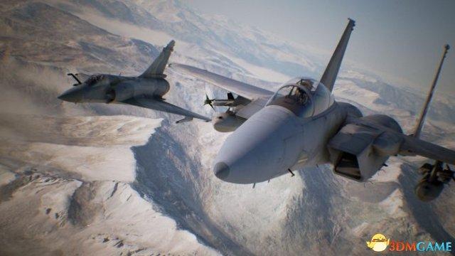 变身为真正飞行员 大作《皇牌空战7》最新情报透露