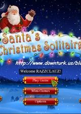 圣诞老人的圣诞接龙 英文硬盘版
