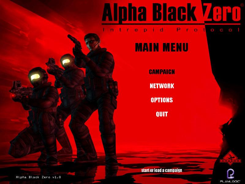 阿尔法<span style='color:#c60a00;'>黑色</span>零点:无畏协议 游戏截图
