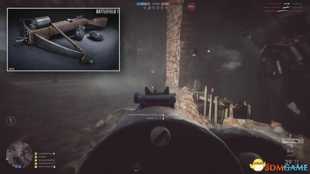 <b>《战地1》十字弩手雷发射器概念图一览 到底是啥</b>