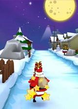 与圣诞老人一起奔跑 英文硬盘版