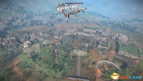 《铁甲雄兵》新地图开启 备战从戎内测