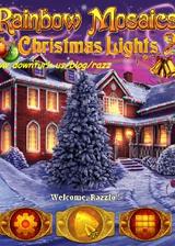 彩虹马赛克:圣诞灯光2 英文硬盘版