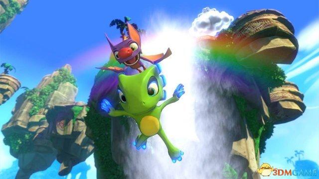 《Yooka-Laylee》登陆Steam配置需求公布 售199元