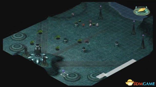 《超级机器人大战V》最新情报曝光 3D地图终于回归