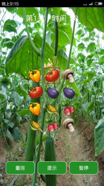 蔬菜消除 游戏截图