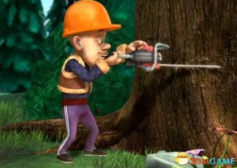 为买游戏装备:小伙盗砍686棵树卖钱被抓刑拘