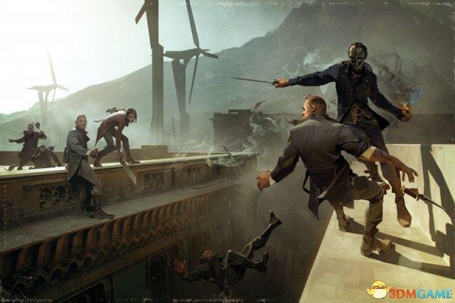 《耻辱2》即将推出新游戏模式 可结合双主角能力