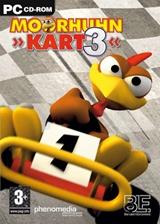疯狂小鸡卡丁车3 英文免安装版