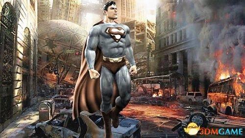 <b>传Rocksteady在开发《超人》 但超人战斗力大减</b>