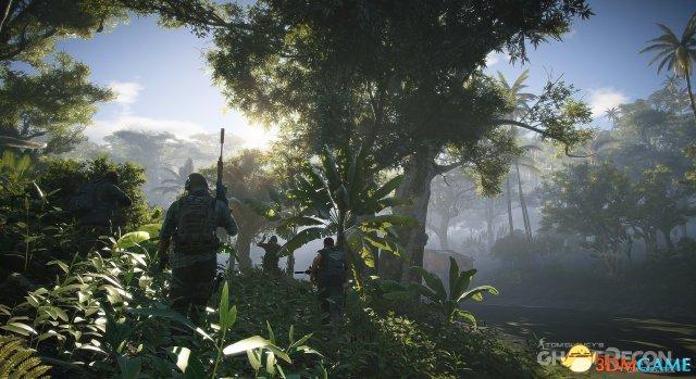 《幽灵行动:荒野》最新情报 让玩家自己设计剧情