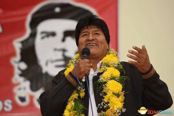 现年57岁的玻利维亚总统莫拉莱斯,他的手机竟然传出女子的呻吟声