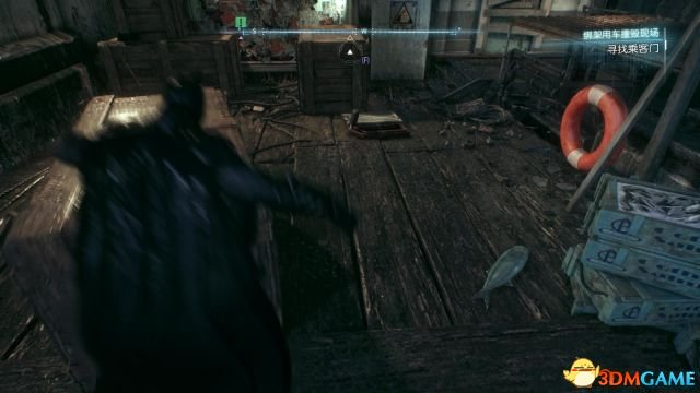 蝙蝠侠:阿卡姆骑士 图文攻略 全剧情流程全任务攻略